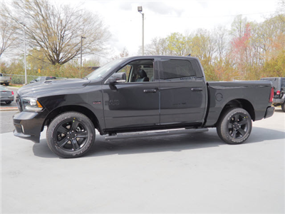 2018 Ram 1500 Crew Cab 4x4,  Pickup #18495 - photo 5