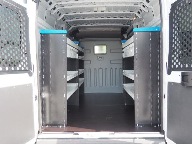 2018 ProMaster 2500 High Roof FWD,  Sortimo Upfitted Cargo Van #18515 - photo 2