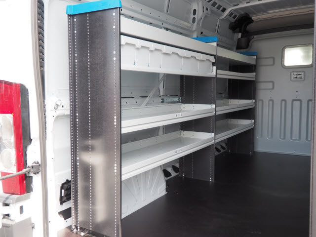 2018 ProMaster 2500 High Roof FWD,  Sortimo Upfitted Cargo Van #18515 - photo 7