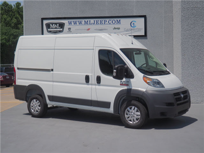 2018 ProMaster 1500 High Roof FWD,  Empty Cargo Van #18618X - photo 1