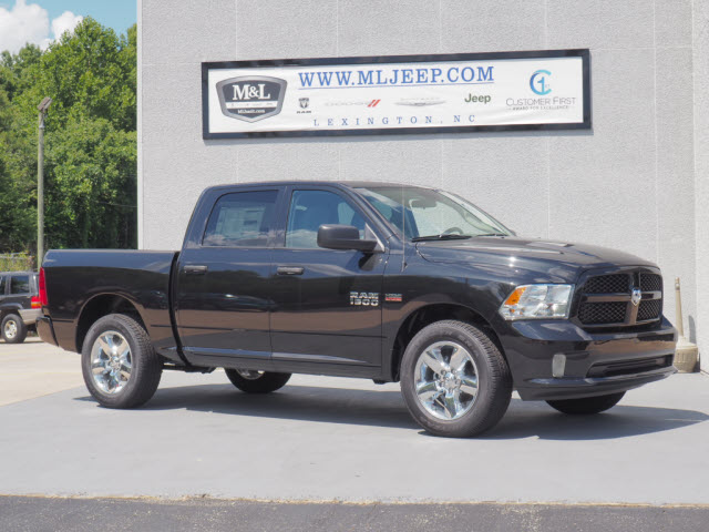 2018 Ram 1500 Crew Cab 4x2,  Pickup #18767 - photo 1