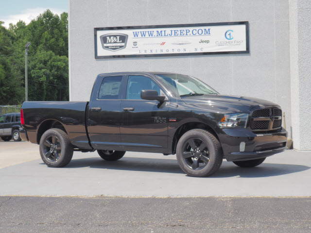 2018 Ram 1500 Quad Cab 4x4,  Pickup #18768 - photo 1