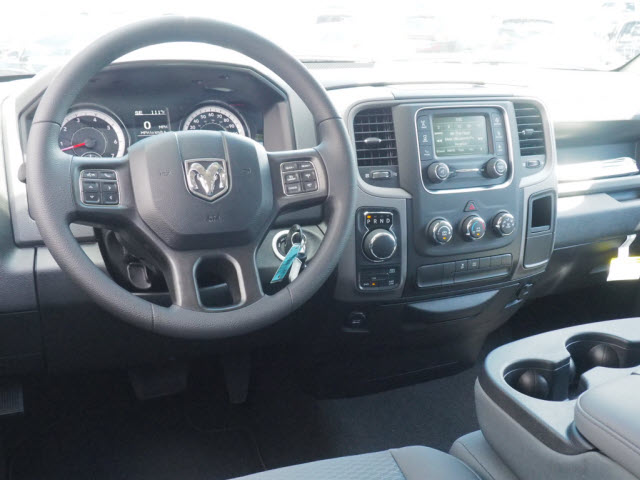 2018 Ram 1500 Quad Cab 4x4,  Pickup #18768 - photo 7