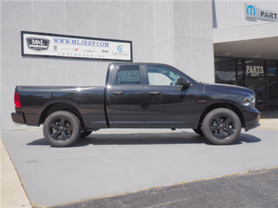 2018 Ram 1500 Quad Cab 4x4,  Pickup #18768 - photo 4