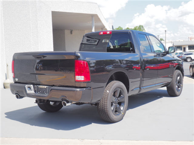 2018 Ram 1500 Quad Cab 4x4,  Pickup #18768 - photo 2