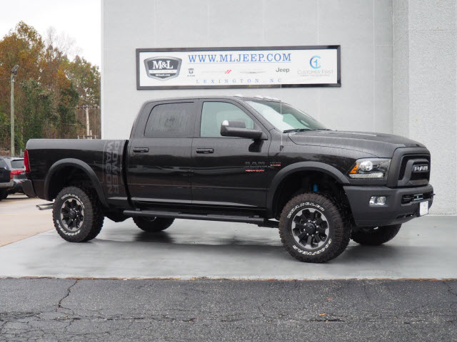 2018 Ram 2500 Crew Cab 4x4,  Pickup #18898 - photo 1