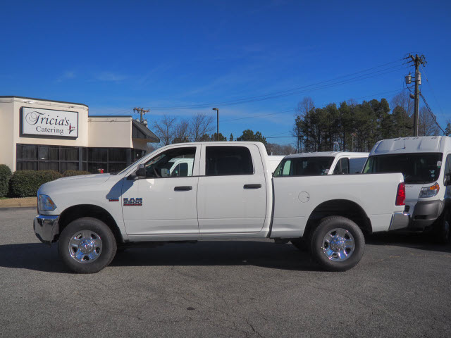 2018 Ram 2500 Crew Cab 4x4,  Pickup #18924 - photo 4