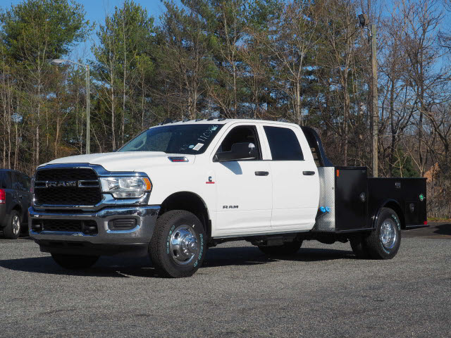 2020 Ram 3500 Crew Cab DRW 4x4, CM Truck Beds TM Model Platform Body #20257 - photo 5