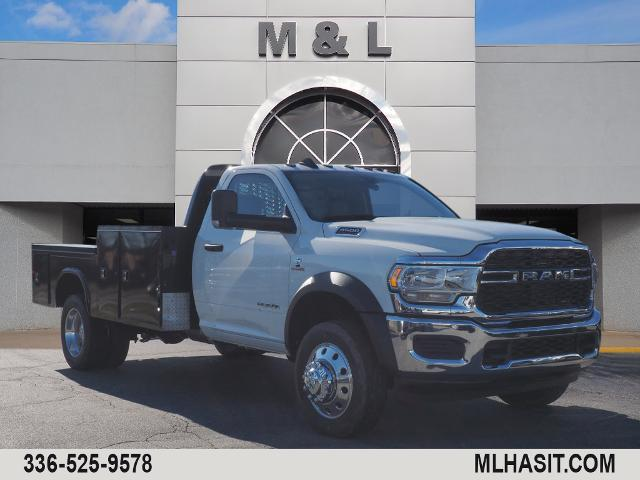 2020 Ram 4500 Regular Cab DRW 4x4, Cab Chassis #20542 - photo 1