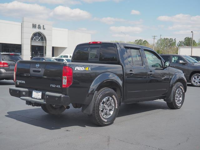 2018 Nissan Frontier Crew Cab 4x4, Pickup #3192A - photo 1