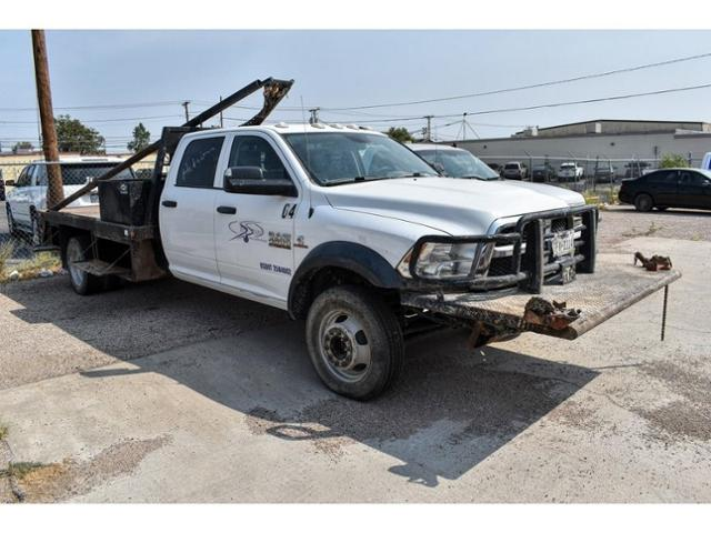 2015 Ram 4500 Crew Cab DRW 4x4, Hooklift Body #FG502747A - photo 1