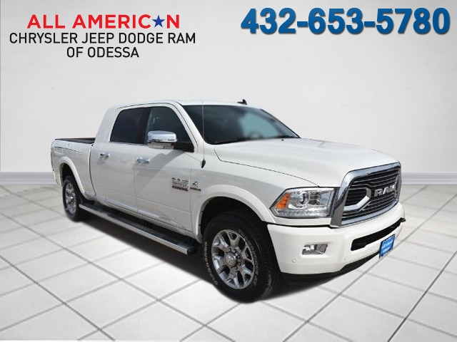 2017 Ram 2500 Mega Cab Pickup #HG641836 - photo 1
