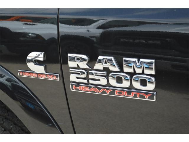 2017 Ram 2500 Mega Cab 4x4, Pickup #HG670227 - photo 14