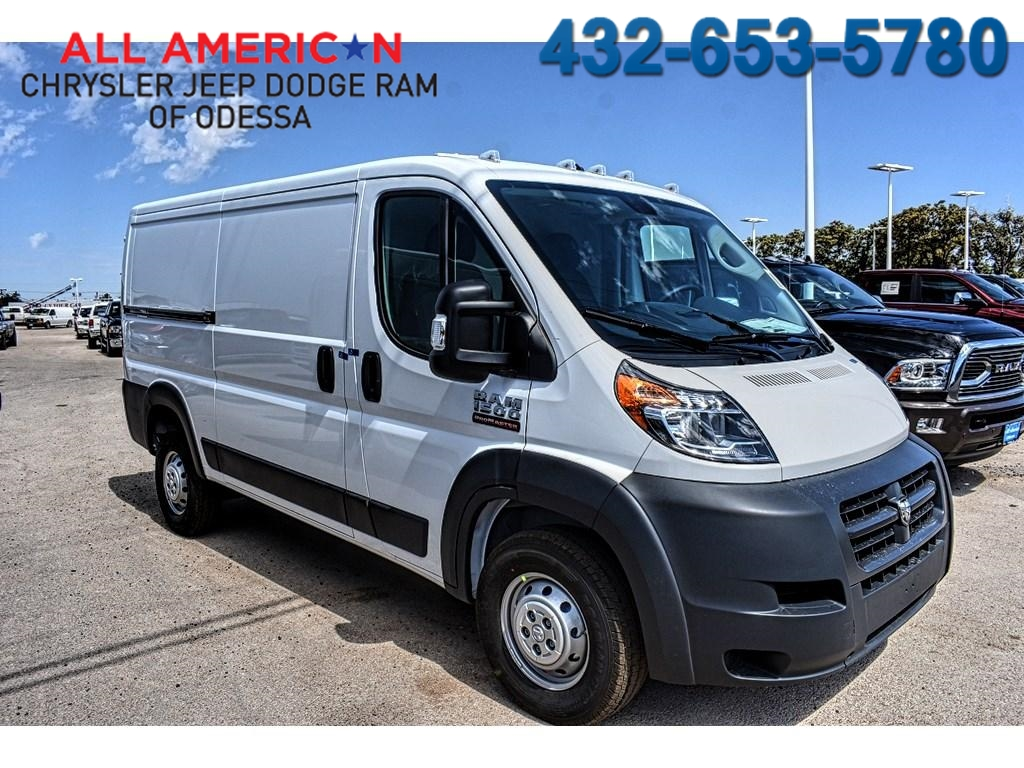 2018 ProMaster 1500 Standard Roof, Cargo Van #JE108517 - photo 1