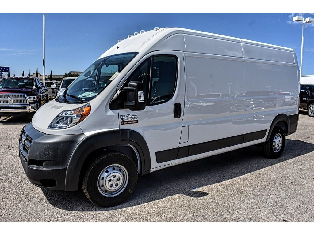2018 ProMaster 2500 High Roof, Van Upfit #JE108714 - photo 10