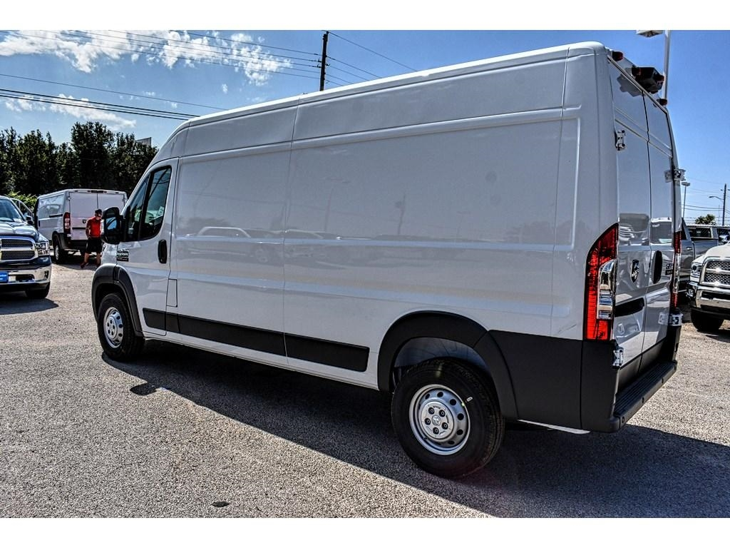 2018 ProMaster 2500 High Roof, Van Upfit #JE108714 - photo 12
