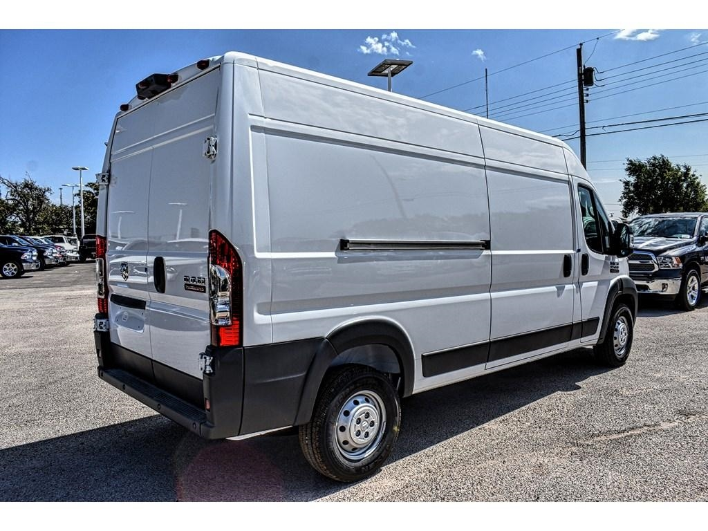 2018 ProMaster 2500 High Roof, Van Upfit #JE108714 - photo 2