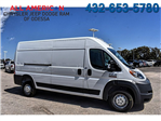 2018 ProMaster 2500 High Roof, Van Upfit #JE108714 - photo 1