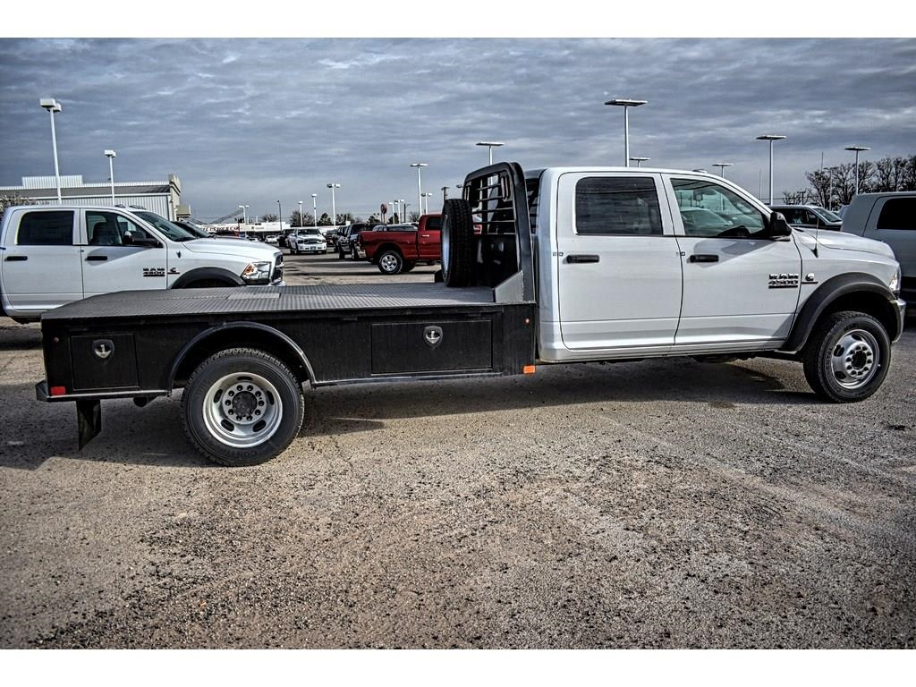 2018 Ram 4500 Crew Cab DRW 4x4, CM Truck Beds Platform Body #JG128960 - photo 12