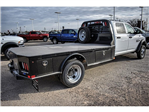2018 Ram 4500 Crew Cab DRW 4x4, CM Truck Beds Platform Body #JG128960 - photo 1
