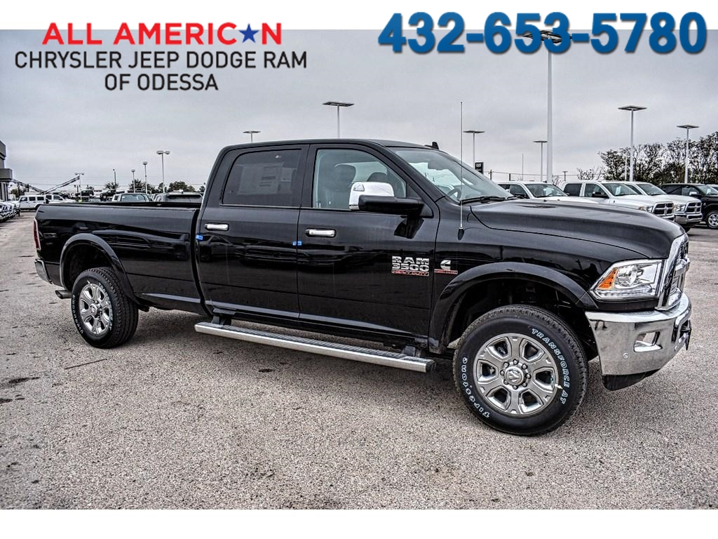 2018 Ram 3500 Crew Cab 4x4,  Pickup #JG140729 - photo 1