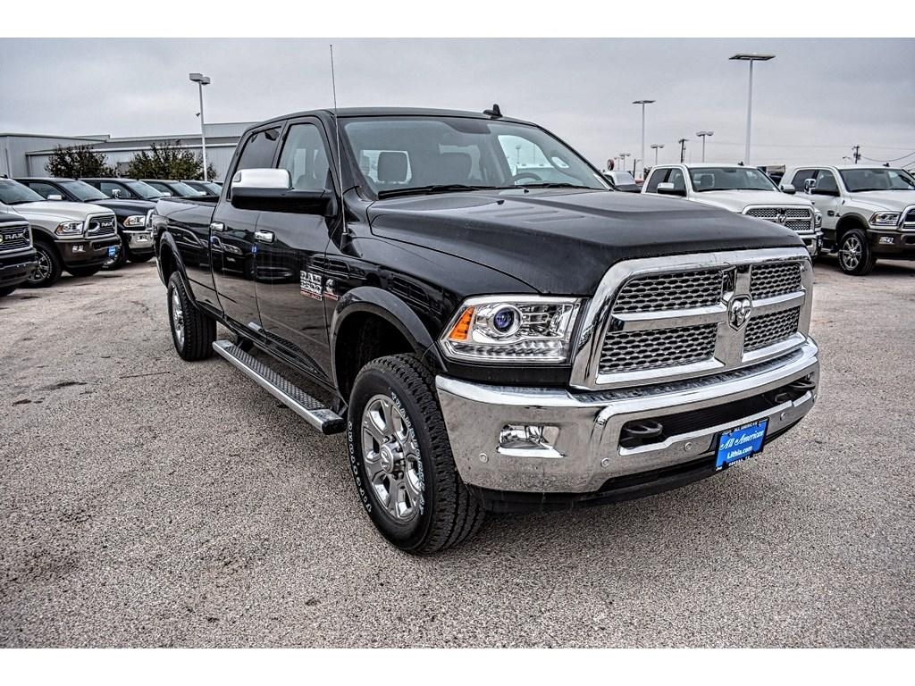 2018 Ram 3500 Crew Cab 4x4,  Pickup #JG140729 - photo 3