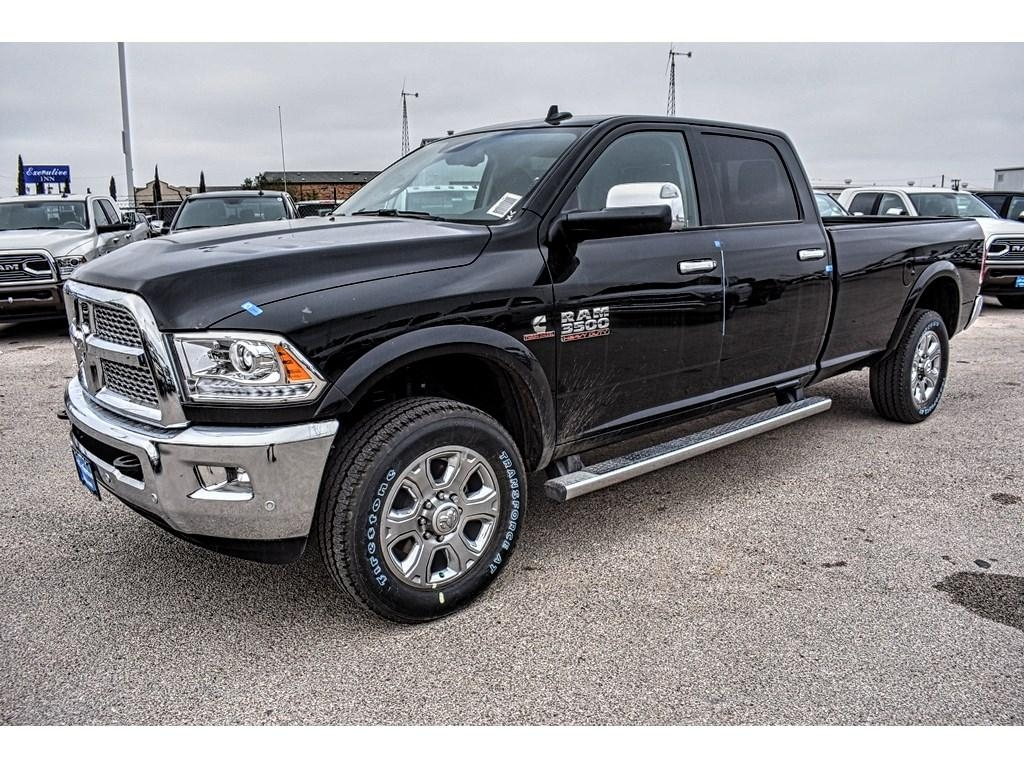 2018 Ram 3500 Crew Cab 4x4 Pickup #JG140730 - photo 7