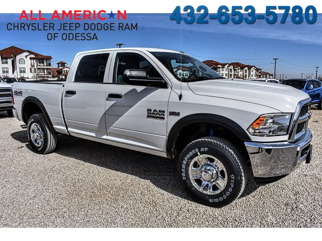 2018 Ram 2500 Crew Cab 4x4, Pickup #JG155960 - photo 1