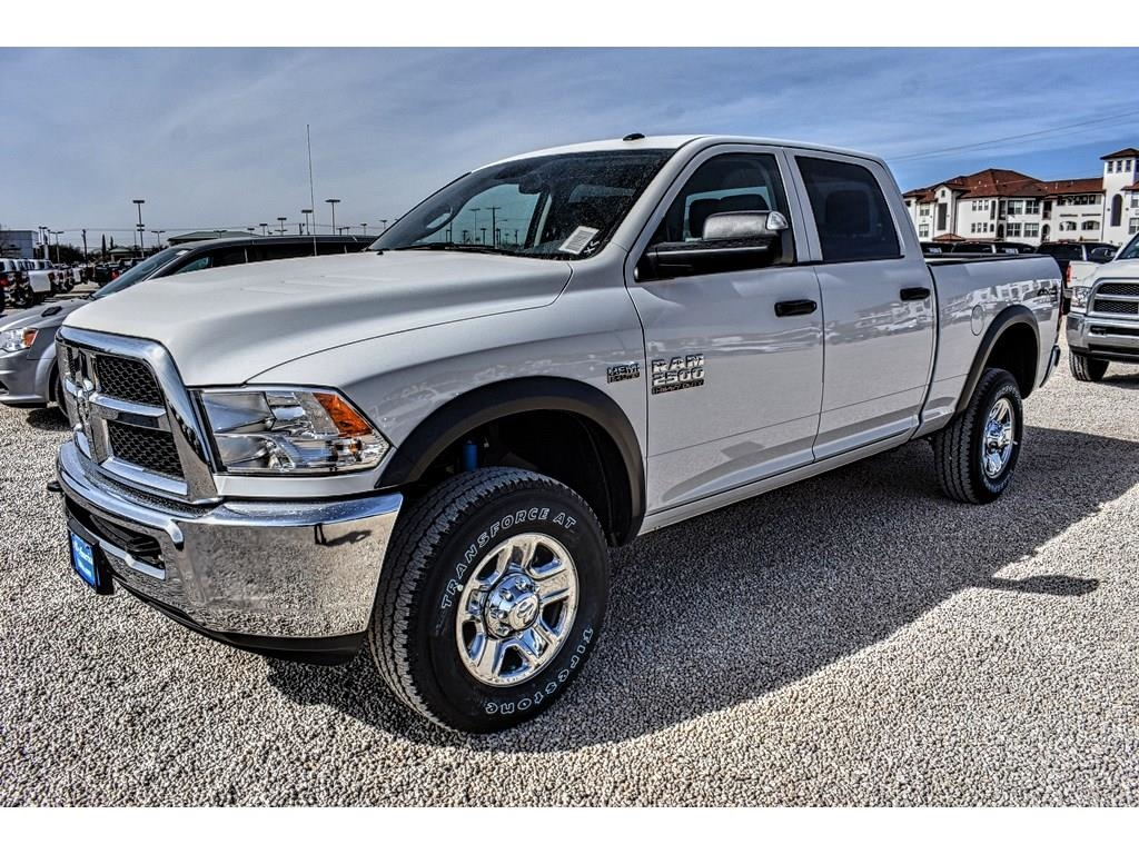 2018 Ram 2500 Crew Cab 4x4, Pickup #JG155960 - photo 6