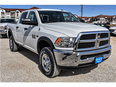 2018 Ram 2500 Crew Cab 4x4, Pickup #JG155960 - photo 3