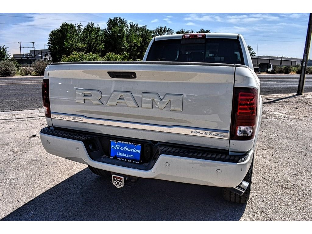 2018 Ram 2500 Mega Cab 4x4,  Pickup #JG166463 - photo 11