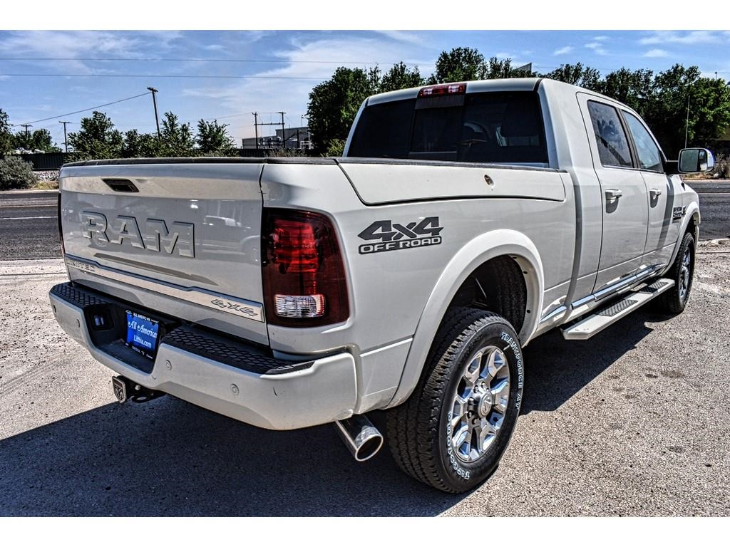 2018 Ram 2500 Mega Cab 4x4, Pickup #JG166463 - photo 2