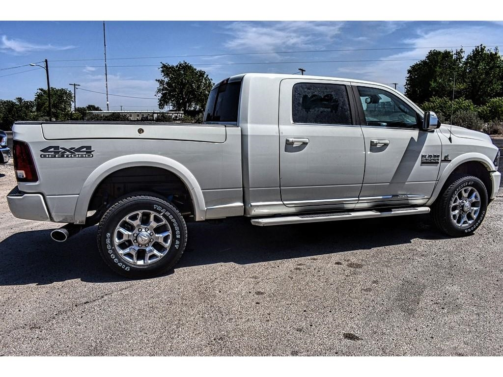 2018 Ram 2500 Mega Cab 4x4, Pickup #JG166463 - photo 12