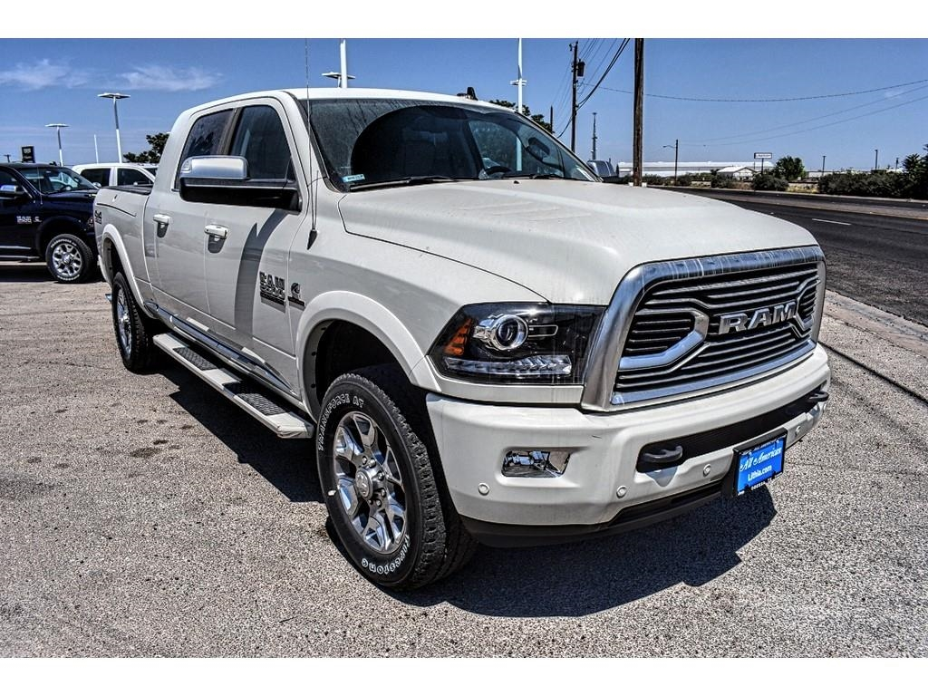 2018 Ram 2500 Mega Cab 4x4, Pickup #JG166463 - photo 3