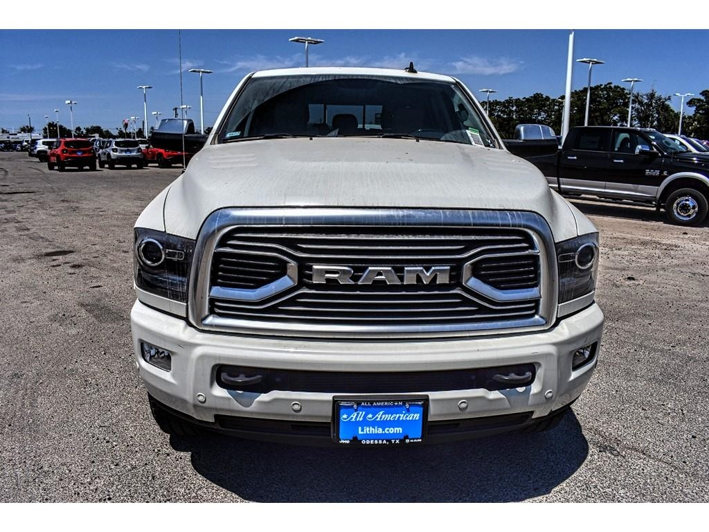 2018 Ram 2500 Mega Cab 4x4, Pickup #JG166463 - photo 4