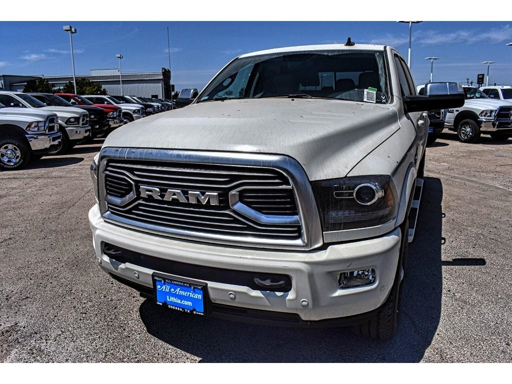 2018 Ram 2500 Mega Cab 4x4, Pickup #JG166463 - photo 5