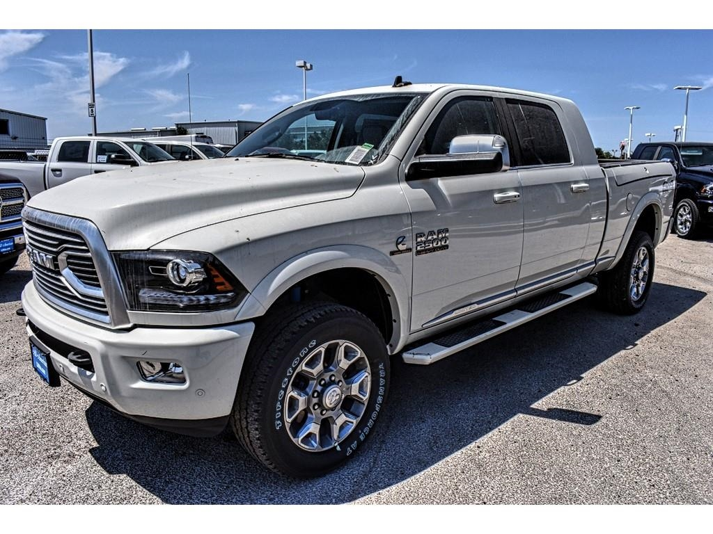 2018 Ram 2500 Mega Cab 4x4, Pickup #JG166463 - photo 6