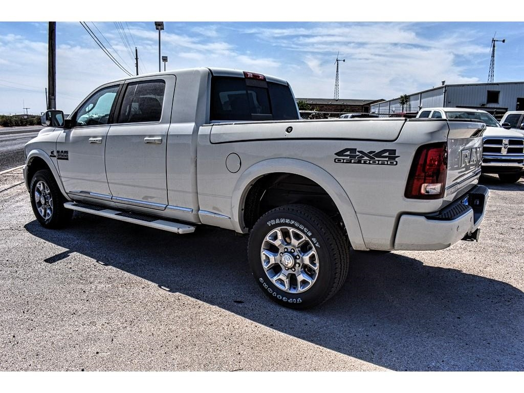 2018 Ram 2500 Mega Cab 4x4, Pickup #JG166463 - photo 8