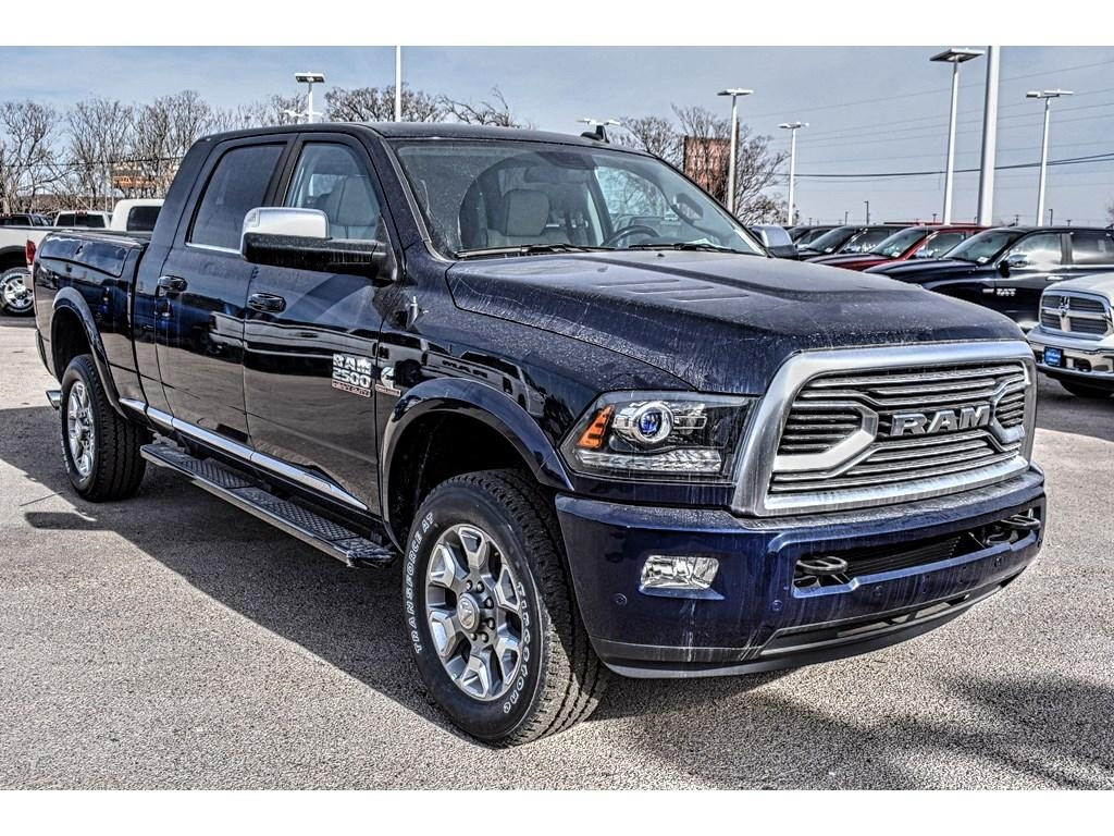 2018 Ram 2500 Mega Cab 4x4,  Pickup #JG166468 - photo 3