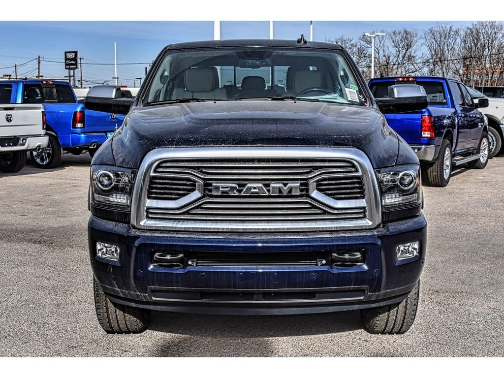 2018 Ram 2500 Mega Cab 4x4, Pickup #JG166468 - photo 4