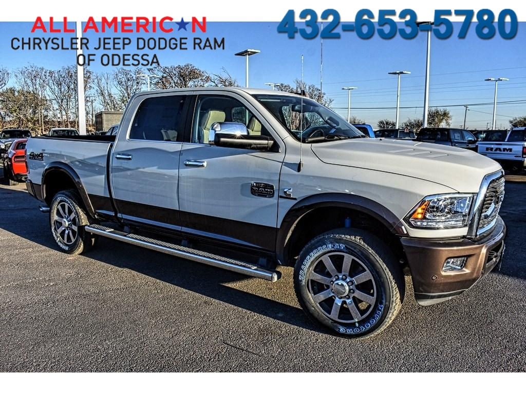2018 Ram 2500 Crew Cab 4x4, Pickup #JG166477 - photo 1