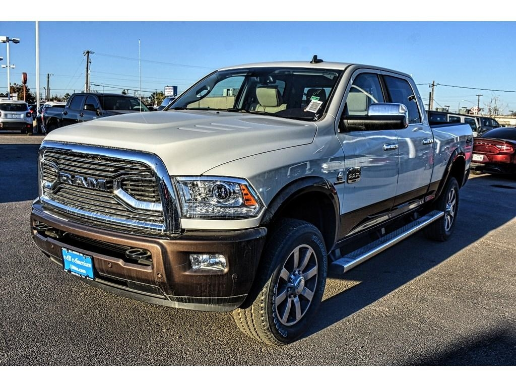 2018 Ram 2500 Crew Cab 4x4, Pickup #JG166477 - photo 5