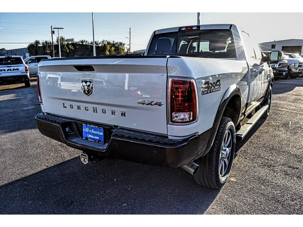 2018 Ram 2500 Crew Cab 4x4, Pickup #JG166477 - photo 13