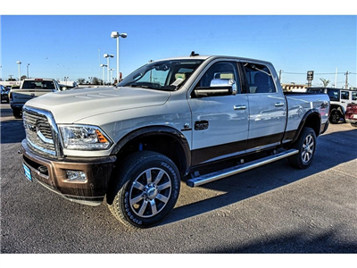2018 Ram 2500 Crew Cab 4x4, Pickup #JG166477 - photo 7