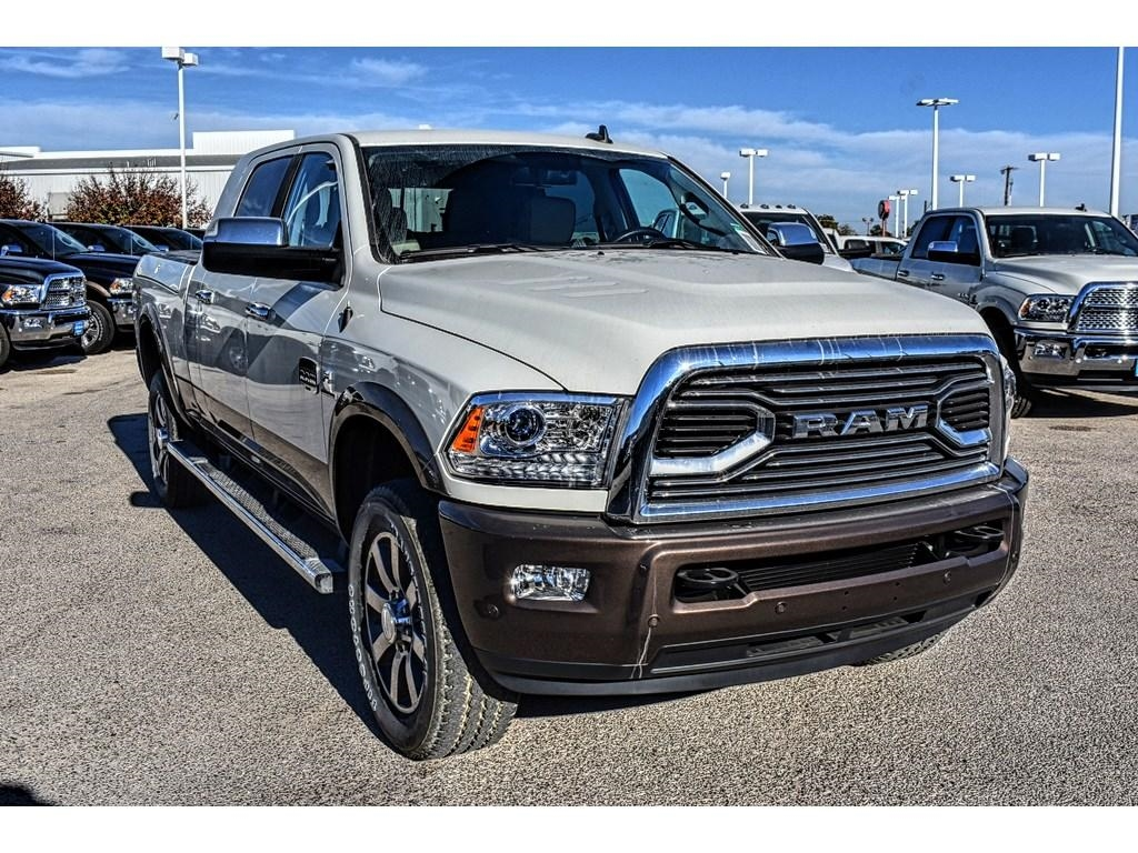 2018 Ram 2500 Mega Cab 4x4, Pickup #JG166480 - photo 3