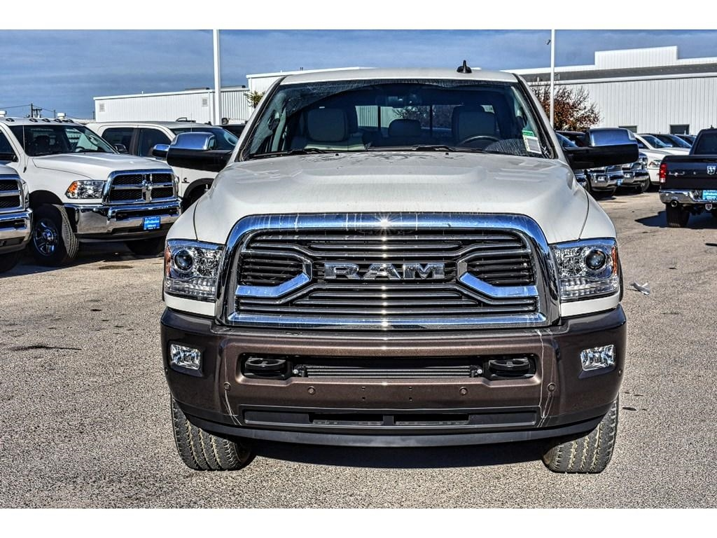 2018 Ram 2500 Mega Cab 4x4, Pickup #JG166480 - photo 4