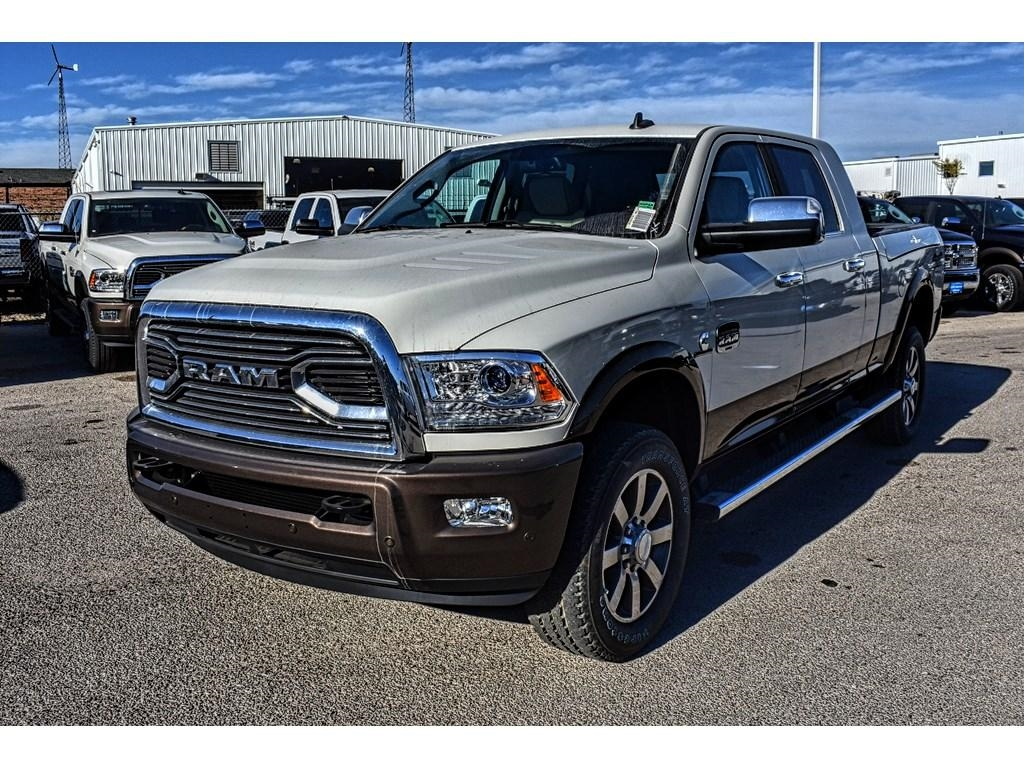 2018 Ram 2500 Mega Cab 4x4, Pickup #JG166480 - photo 5