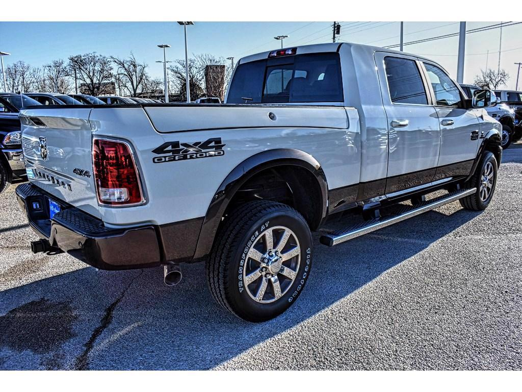 2018 Ram 2500 Mega Cab 4x4, Pickup #JG166482 - photo 2