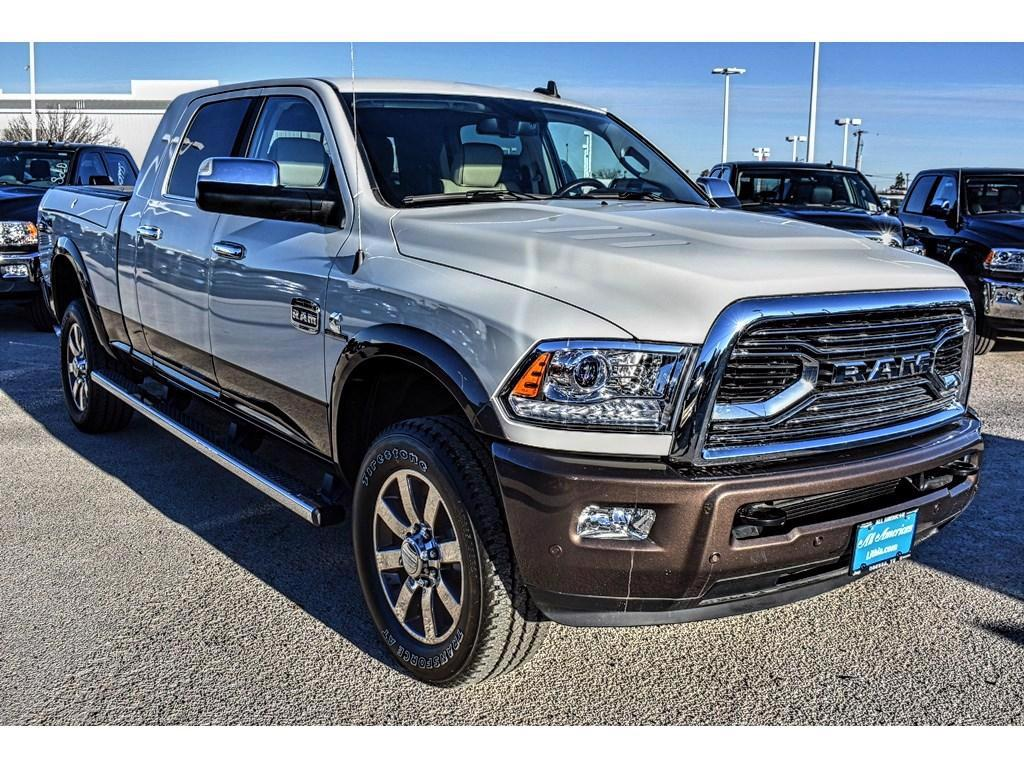 2018 Ram 2500 Mega Cab 4x4, Pickup #JG166482 - photo 3