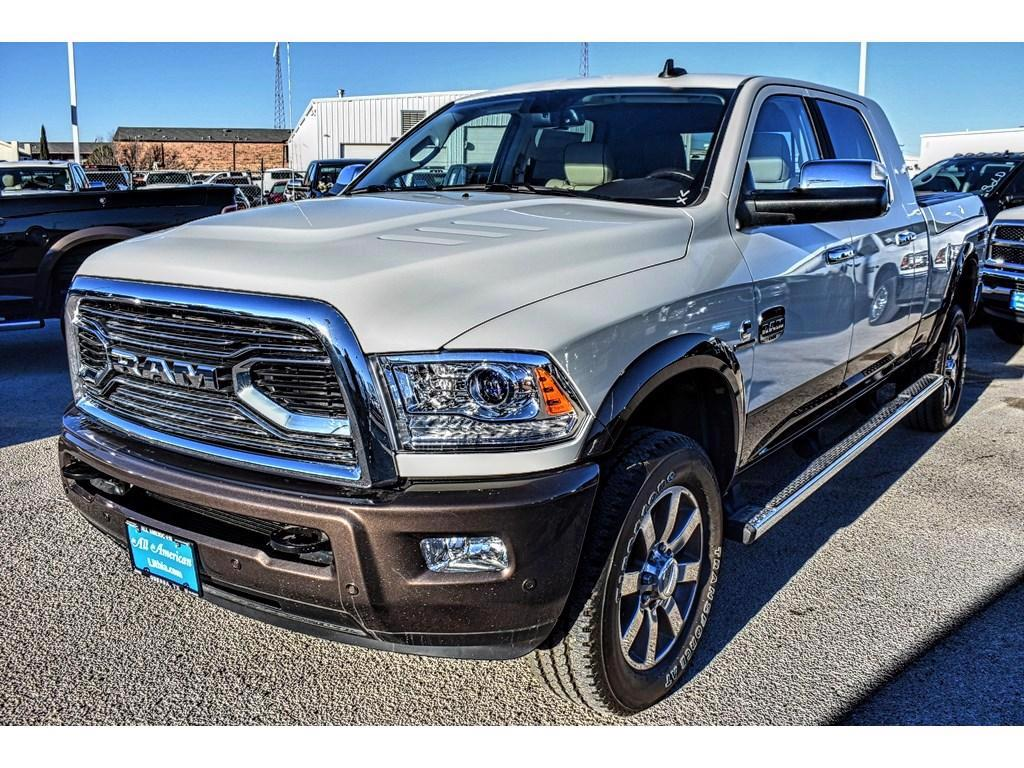 2018 Ram 2500 Mega Cab 4x4, Pickup #JG166482 - photo 5